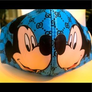 Designer mask with Mickey
